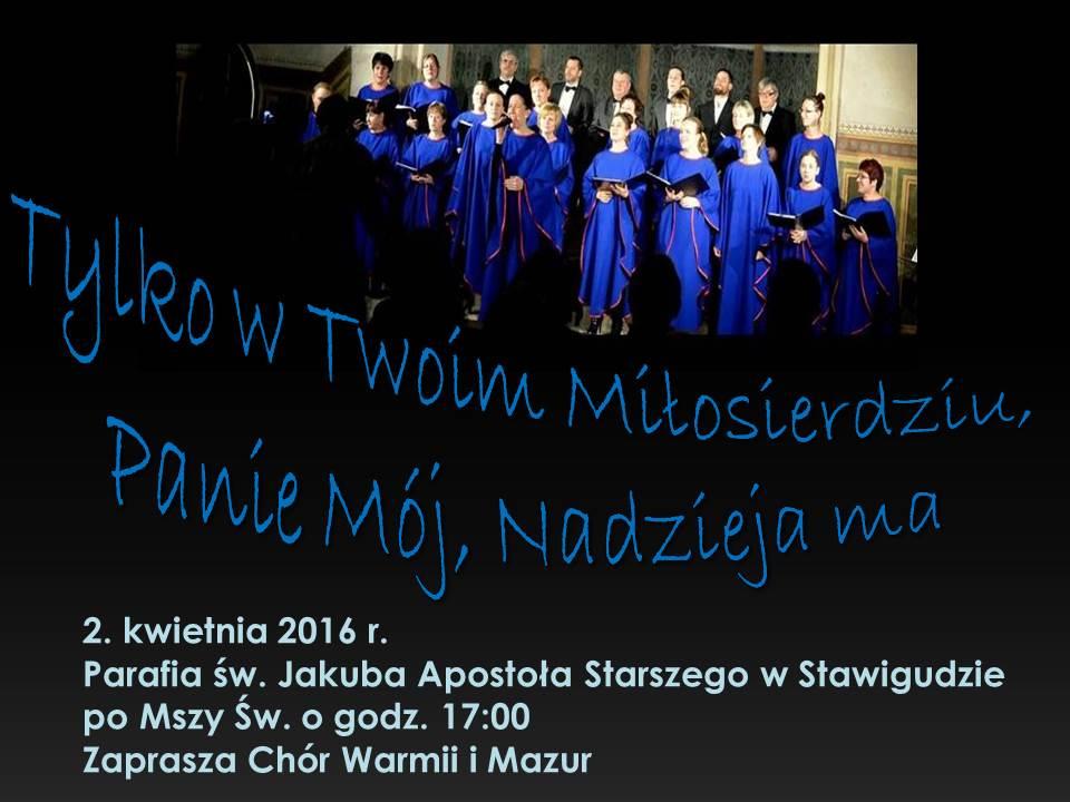zaproszenie koncert